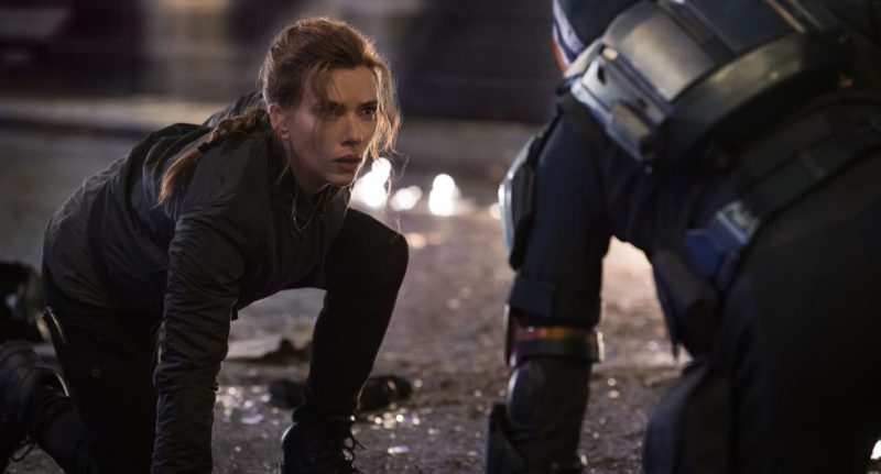 Black Widow occupies this place in the UCM ranking according to Rotten Tomatoes