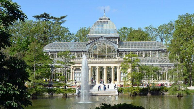 Unesco declares El Retiro and Paseo del Prado World Heritage