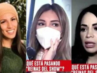 """Paula and Leslie Moscoso speak after complaints from Allison Pastor with production of """"Show Queens"""""""