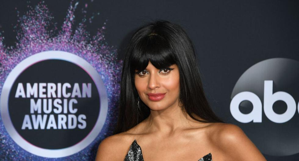 """Jameela Jamil confirms that she is working on her role in the series """"She-Hulk"""""""