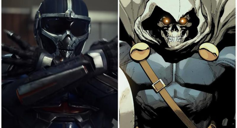 """""""Black Widow"""" introduces Taskmaster to the Marvel Cinematic Universe"""