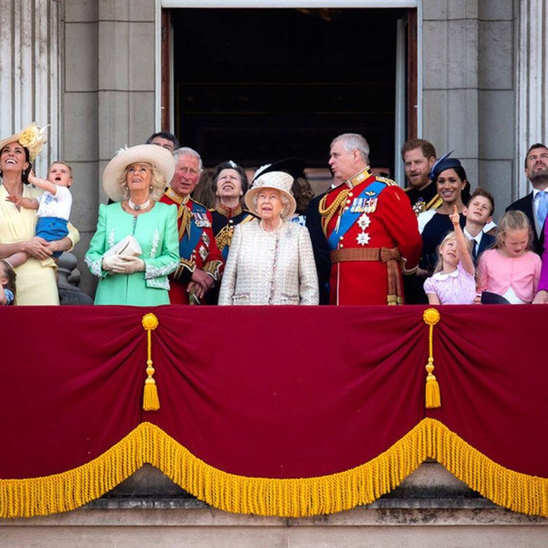 Watch the sneak peek of the series about royalty much more controversial than The Crown