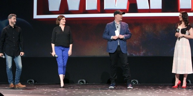 What's the next Marvel series to premiere on Disney +?