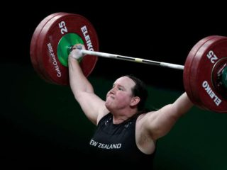 Who is Laurel Hubbard, the first transgender athlete to compete in the Olympics