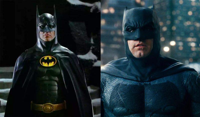 The Flash podría presenciar una pelea entre los dos Batman
