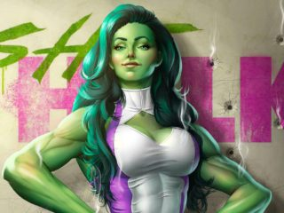 Primer vistazo a la producción de la serie de She-Hulk