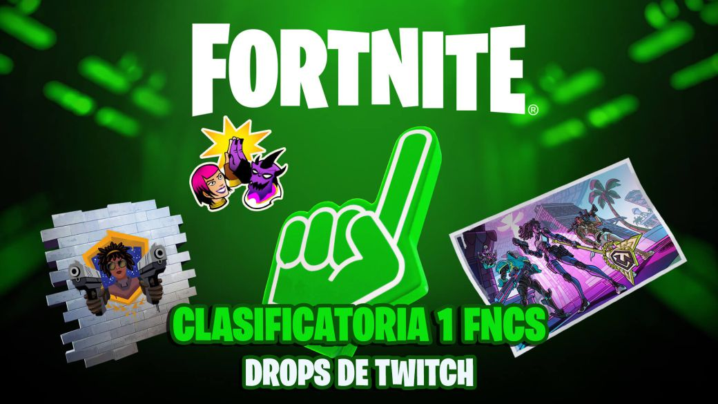 FNCS Fortnite Season 7, Ranked 1: dates, times and how to get Twitch drops