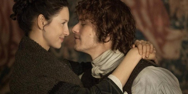 Outlander: is Jamie and Claire's favorite love story?