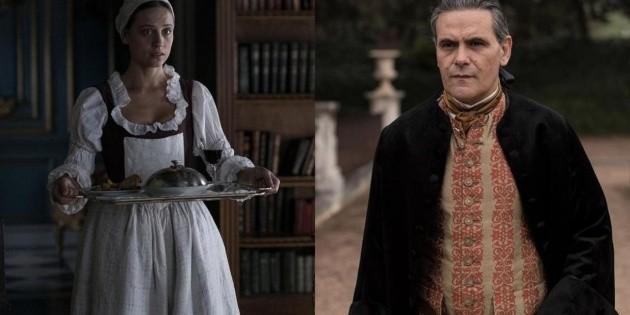 Was La Cocinera de Castamar censored ?: How was the ending that did not happen