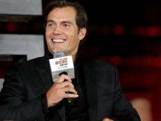 Henry Cavill was seen with a mysterious woman and is not Natalie Viscuso