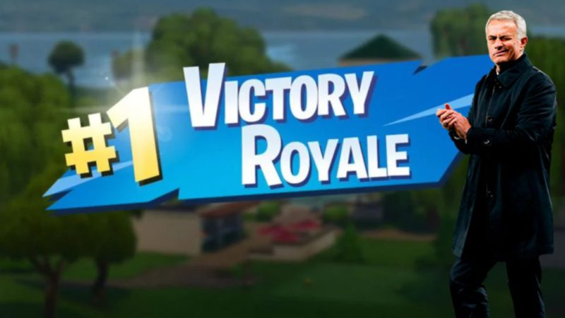 """José Mourinho criticizes the influence of Fortnite on his players: """"It's a nightmare"""""""