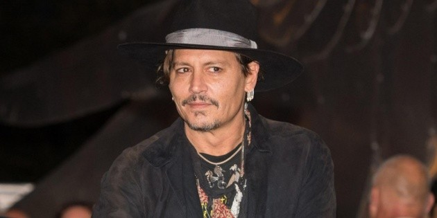 Johnny Depp quit acting?  This is your new project