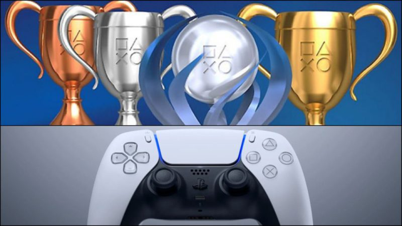 PS5 will update its Trophy system: labels, tracking and disposition