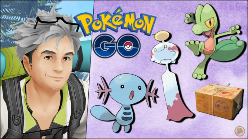 Pokémon GO: all research, rewards and shiny for August (2021)
