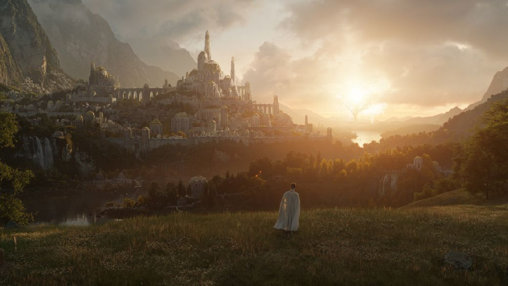 Amazon Prime's Lord of the Rings Confirms Release Date;  filming completed