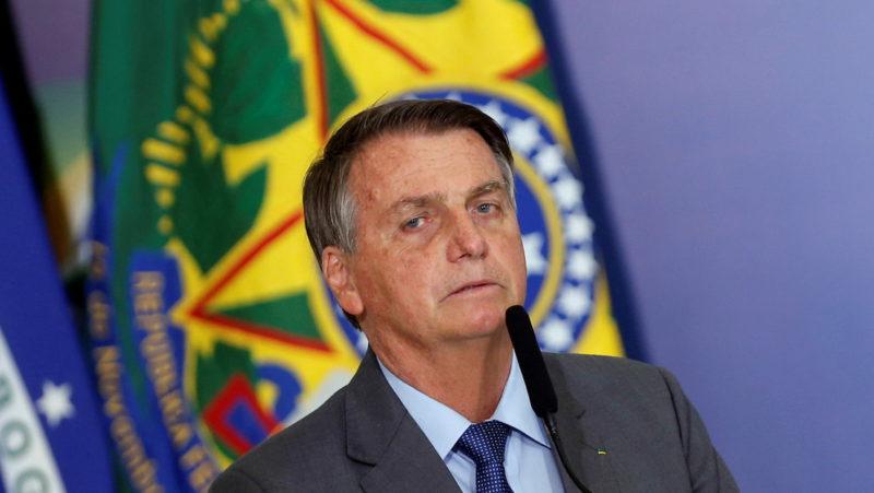 El Tribunal Electoral de Brasil pide a la Corte Suprema investigar a Bolsonaro por declaraciones contra el sistema de votación