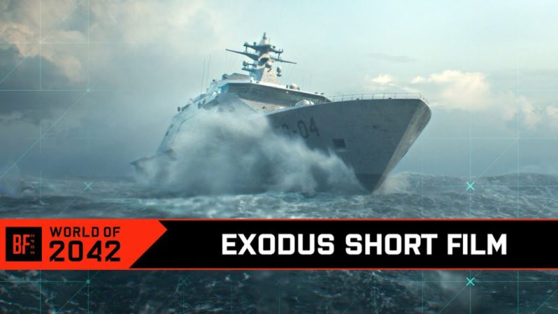 Battlefield 2042: EA Announces Exodus Short Film;  date, duration and how to watch it online