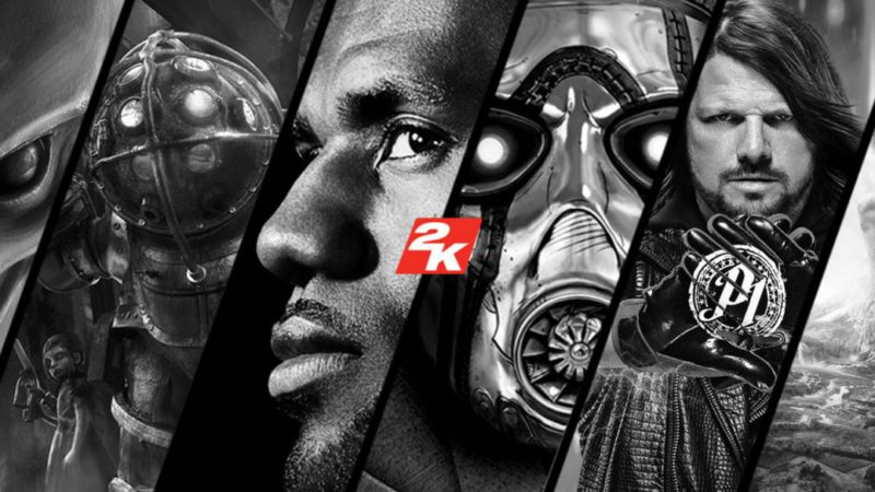 """2K Games to Announce """"Exciting New Franchise"""" This August"""