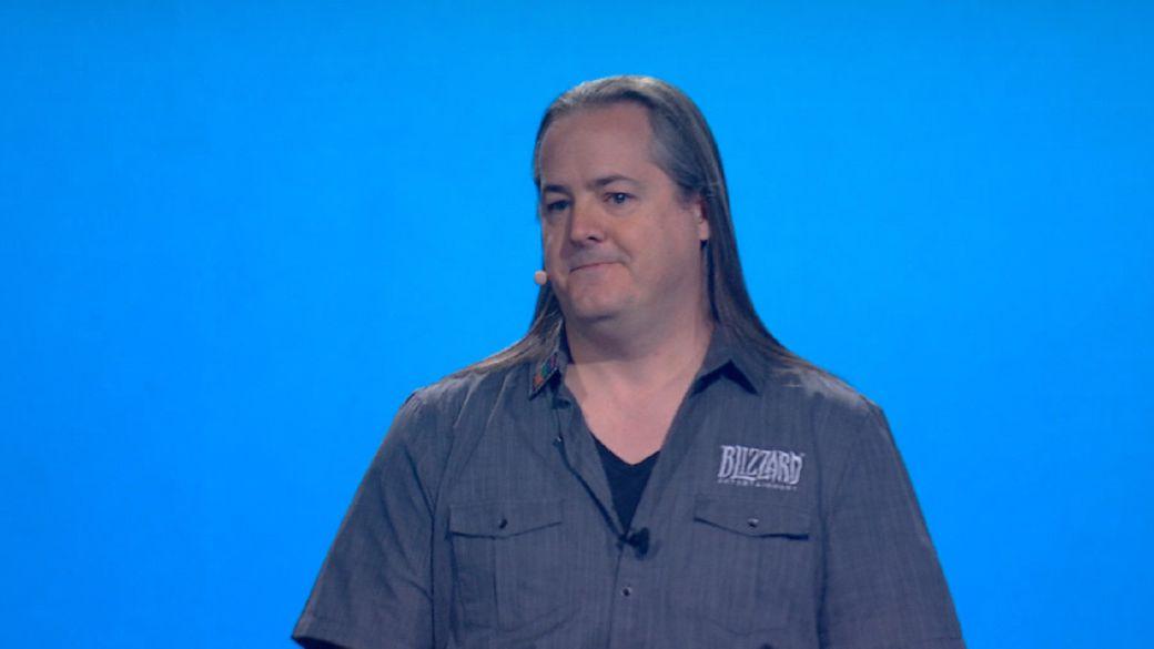 Blizzard President J. Allen Brack Leaves Company;  confirmed successors