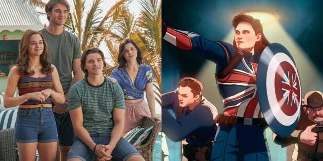 6 best Netflix and Disney + premieres for the first half of August
