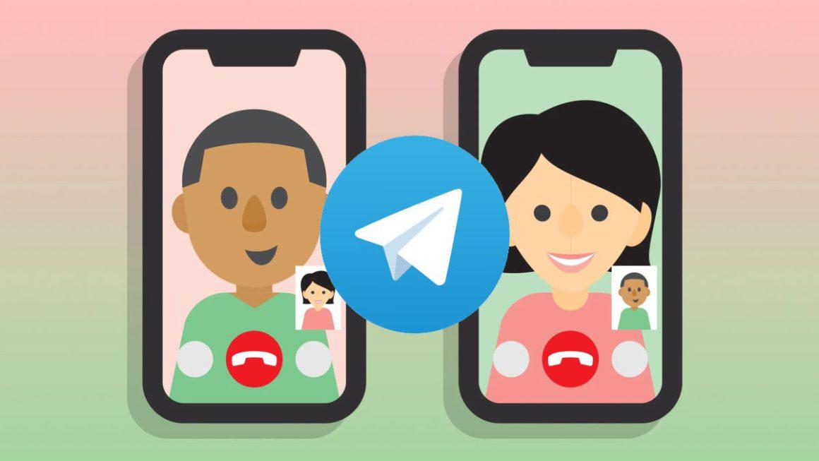 Ya puedes hacer videollamadas con mil personas en Telegram