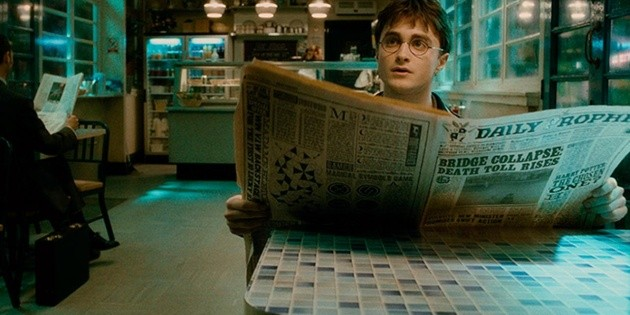 Daniel Radcliffe already has a character for the return of Harry Potter