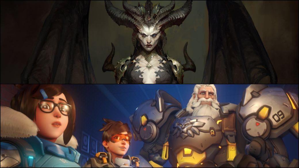 "Overwatch 2 Overcomes ""A Major Internal Goal"";  Diablo 4 keeps progressing"