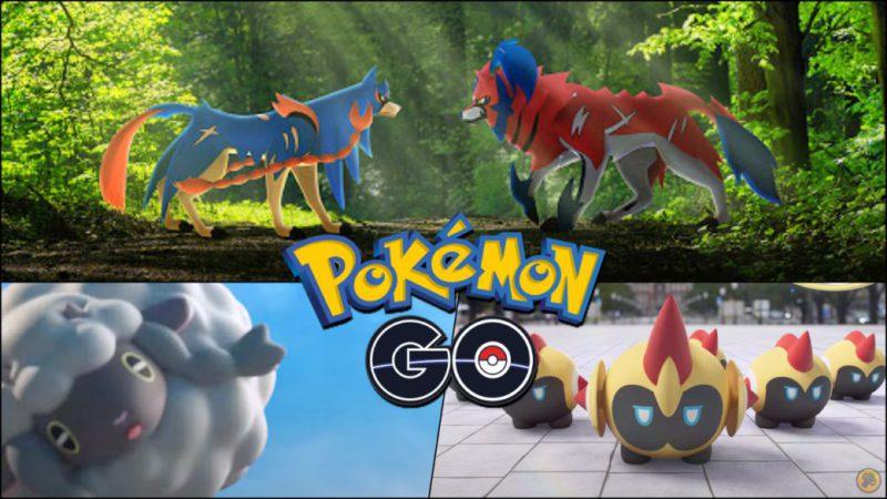 Pokémon GO - Ultrabonus Part 3 (Galar): date, time and new Pokémon