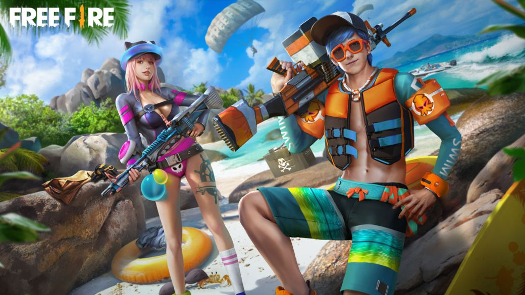 Free Fire Update August 2021 |  4th anniversary patch notes: changes and news
