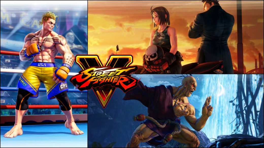 Street Fighter V |  Oro and Akira Kazama and they already have a date;  announced a new fighter