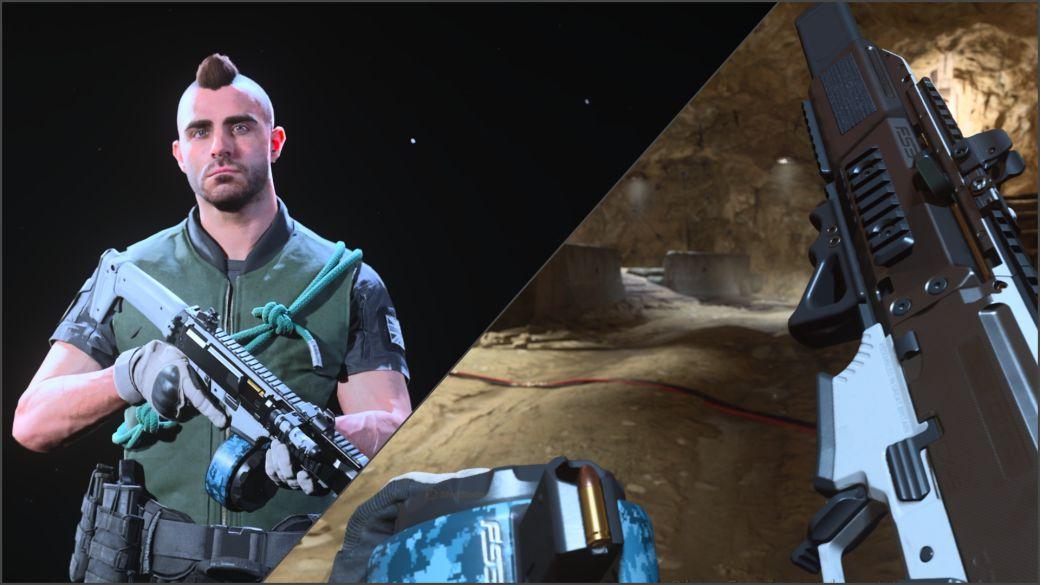 How to get the CX-9 secret submachine gun in CoD Warzone