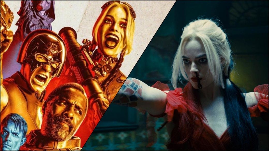 The Suicide Squad    New exclusive behind-the-scenes trailer: the follies of James Gunn