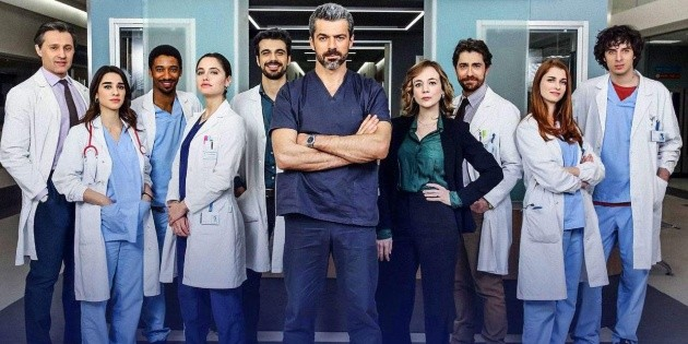 Amazon Prime's Italian medical drama that seeks to surpass The Good Doctor and New Amsterdam
