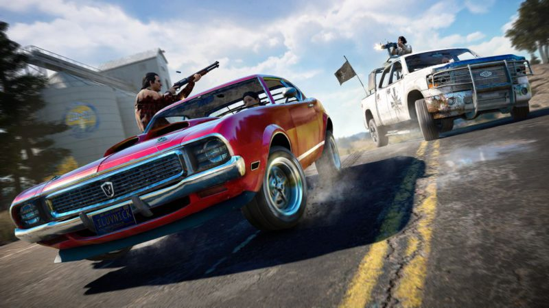 Far Cry 5 will host a free weekend;  dates, start time and more