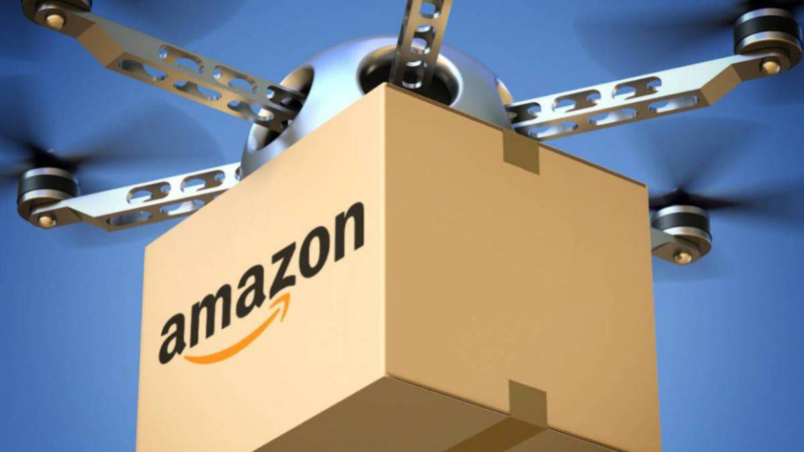 Peligra el reparto mediante drones de Amazon: Prime Air tiene problemas