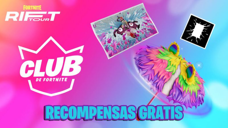 Ariana Grande's Rift Tour in Fortnite: free rewards for Club members