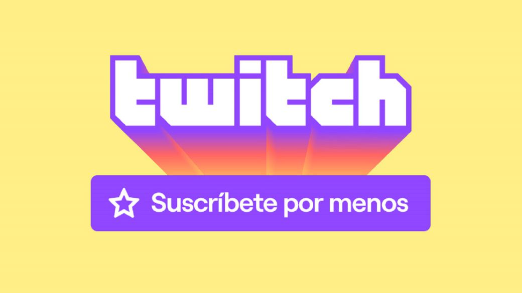Twitch confirms a 20% reduction in the price of subscriptions in Spain