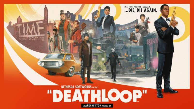 Deathloop, the new game from the creators of Dishonored, is already gold;  its development ends