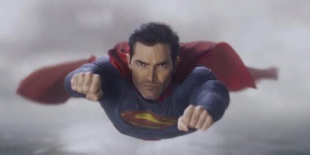 Superman is a Seinfeld fan!