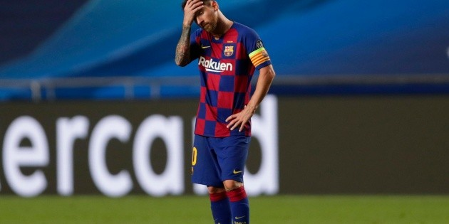 Lionel Messi leaves Barcelona: memes and reactions on the networks