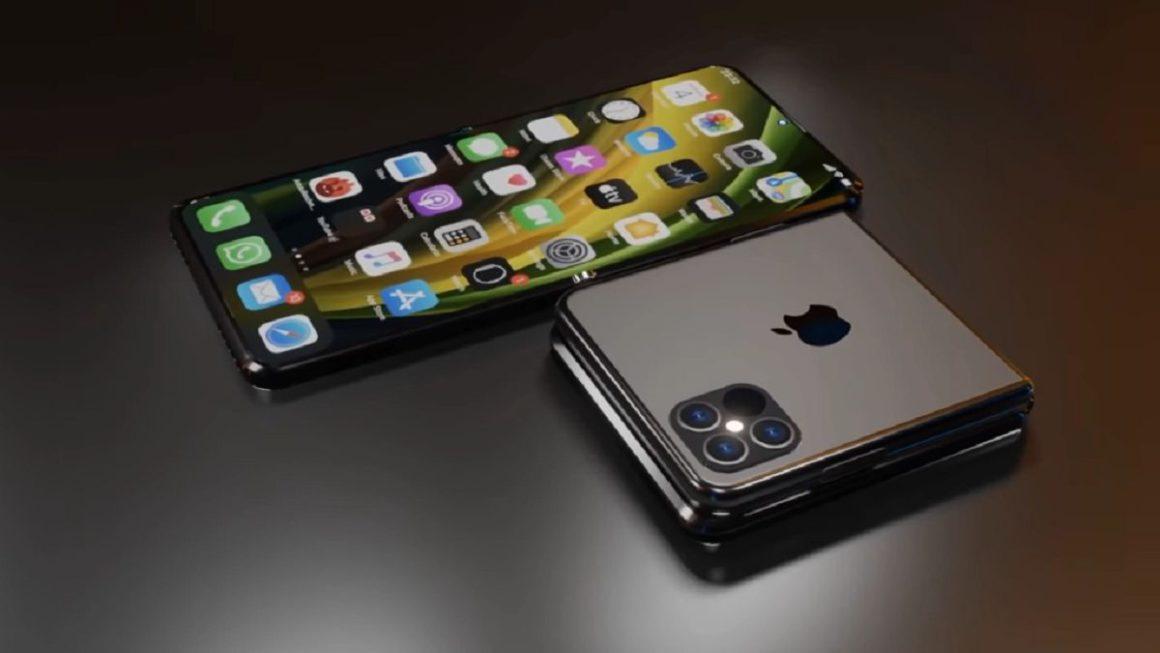 iPhone plegable, así podría ser el diseño de móvil de Apple