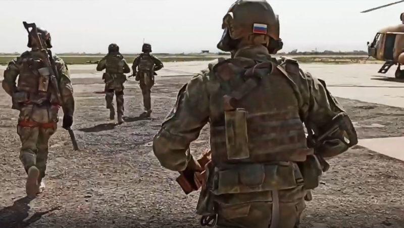 VIDEO: Las fuerzas especiales de Rusia y Uzbekistán realizan entrenamientos conjuntos en la frontera afgana