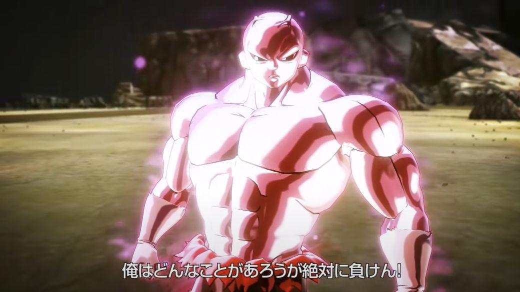Jiren (Full Power) in Dragon Ball Xenoverse 2 |  Stunning new trailer