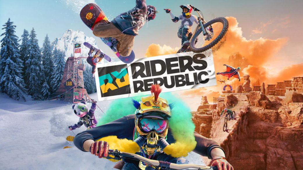 Riders Republic announces new beta: date, hours and how to register
