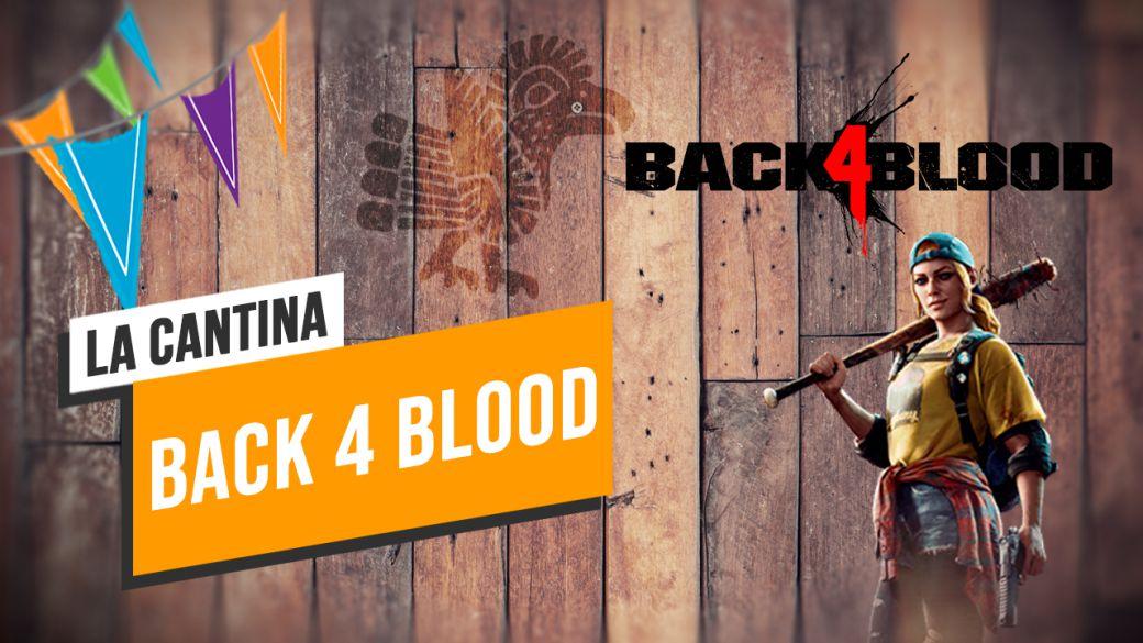 La Cantina: Back 4 Blood Open Beta