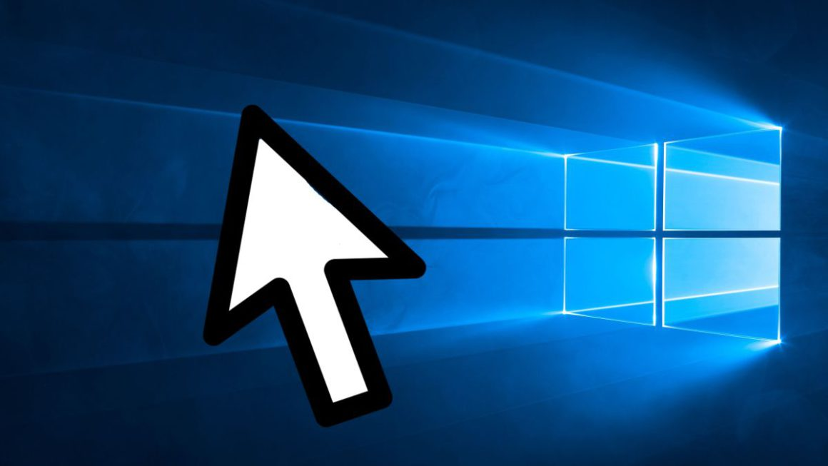 windows 10 puntero
