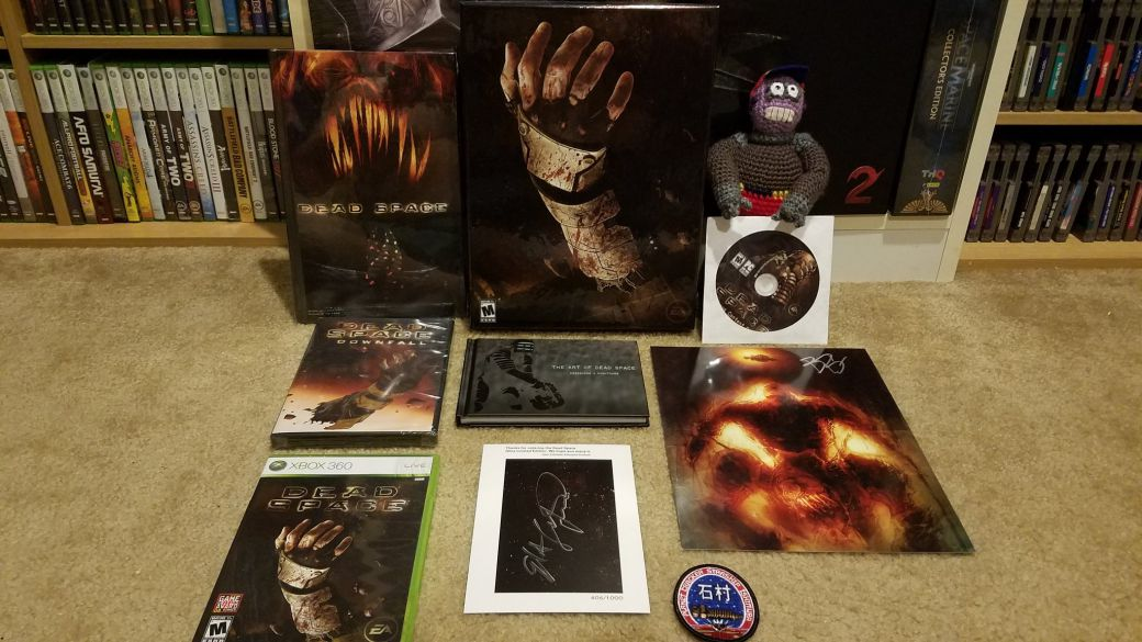 Insanity prices: original copies of Dead Space Ultra Limited Edition skyrocket