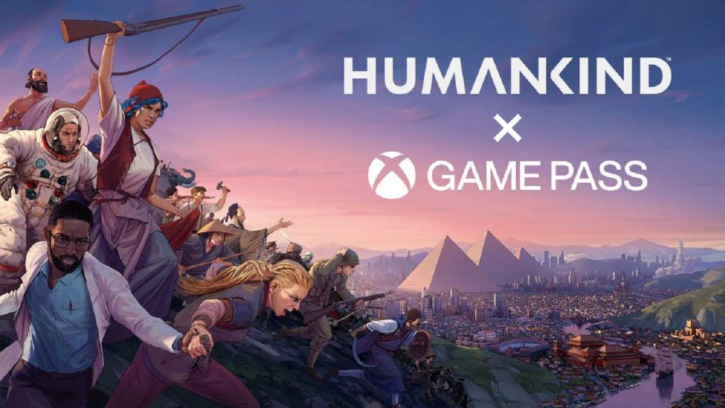 Humankind will debut from day one on Xbox Game Pass for PC