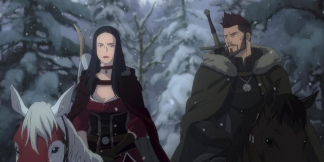 Netflix unveiled the new trailer for the Witcher: Nightmare of the Wolf