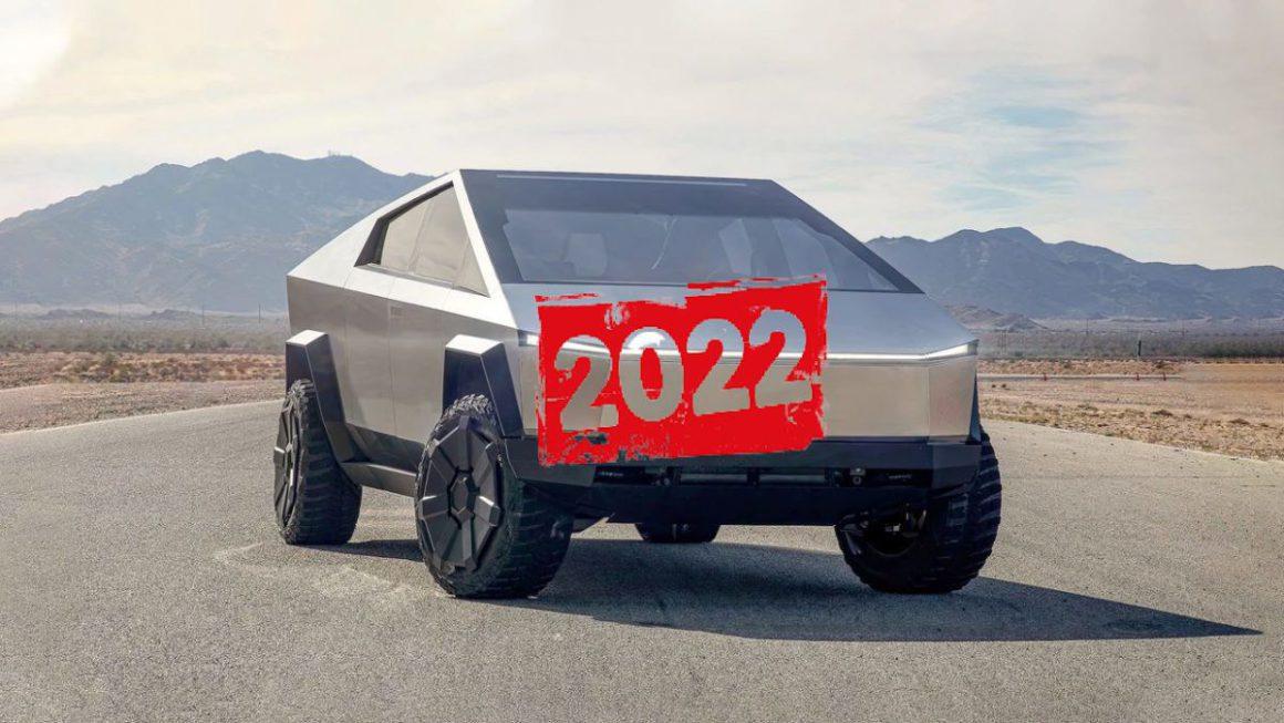 Un año más sin conducir el Cybertruck: Tesla lo retrasa a 2022 sin grandes titulares